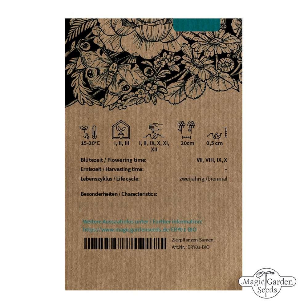 Stranddistel Eryngium maritimum 20 Samen